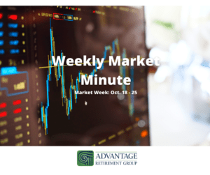 weekly marketing Minute - Oct 18-25